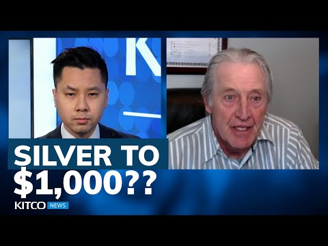 Can silver be short-squeezed to $1,000? Peter Hug