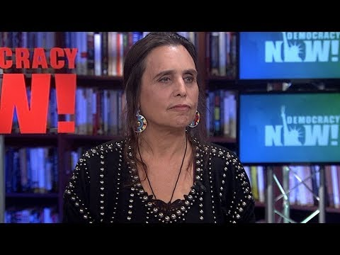 "Winona LaDuke Calls for Indigenous-Led ""Green New Deal"" as She Fights Minnesota Pipeline Expansion"