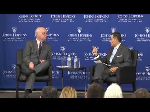 A Conversation with General Michael Hayden