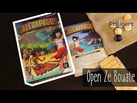 Open Ze Bouate - Galèrapagos