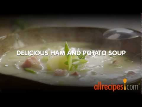 How To Make Ham And Potato Soup | Allrecipes.com