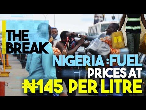 Nigeria Fuel Price Now At N145 Per Litre -The Break