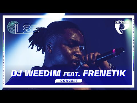 Youtube: DJ Weedim ft. Frenetik (live) @ La Place | L2P Convention