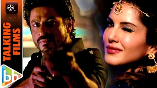 Shah rukh khan quiz: how well does sunny leone know raees srk?