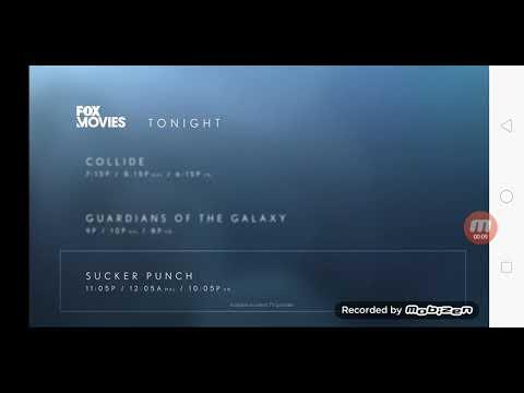 Iklan FOX Movies Asia - Tonight (8)
