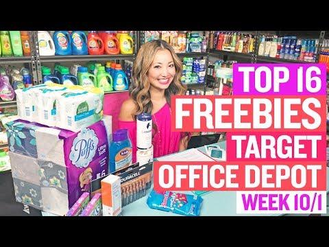 ★ TOP 16 Deals at Target & Office Depot (Week 10/1-10/7)