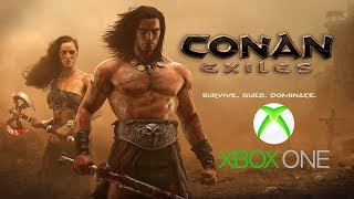 Conan Exiles Xbox One Gameplay Review