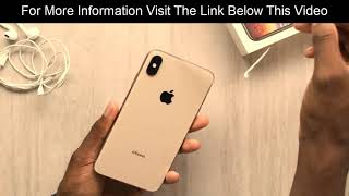 iPhone XS Review life, iPhone XS Max, and iPhone Xs unboxing