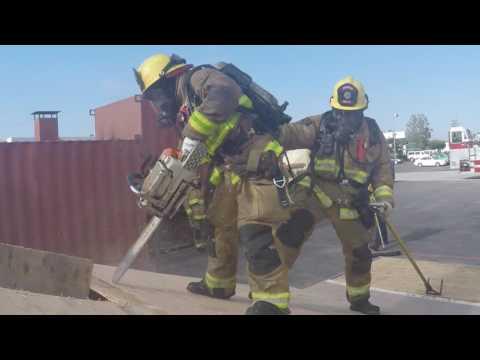 2016 Huntington Beach Fire Academy