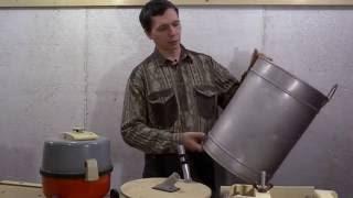 как самому сделать стружкоотсос