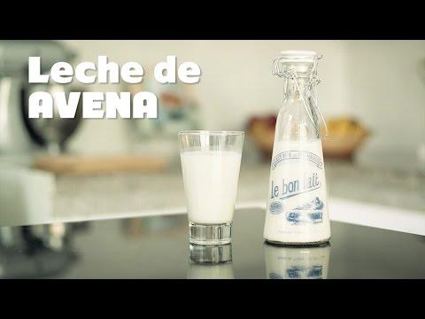 Leches Vegetales: Leche de Avena