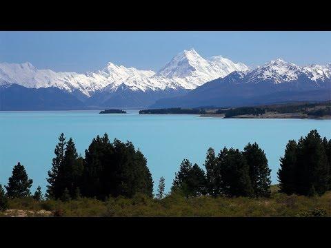 New Zealand South Island road trips: Kaikoura, Punakaiki, Otago, Mackenzie Basin, Akaroa