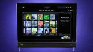 HP TouchSmart Touch Techniques - Tutorial