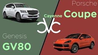 Porsche Cayenne Coupe 2021 vs …