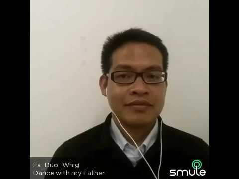 Dance With My Father(tagalog version) Lyrics Arrange by Whig