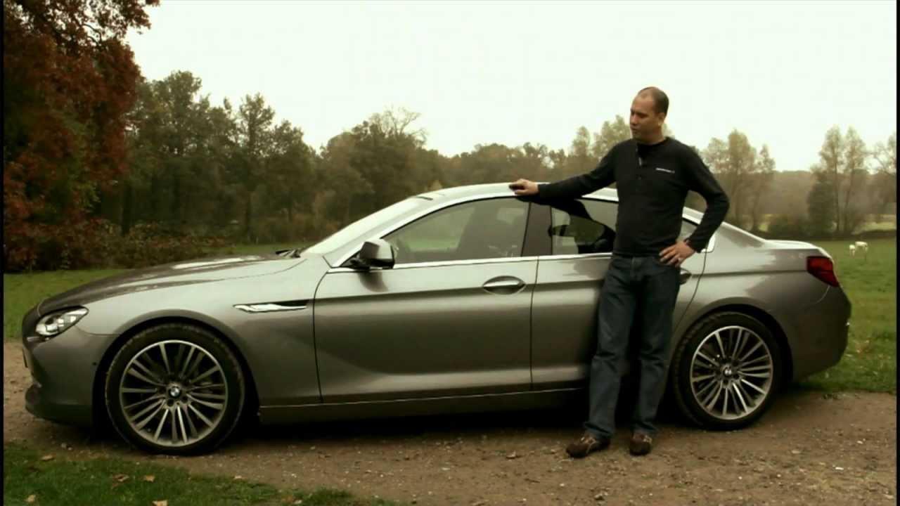 BMW 6 Series F06 Video 640d Gran Coup 2013  BMWblognl  YouTube