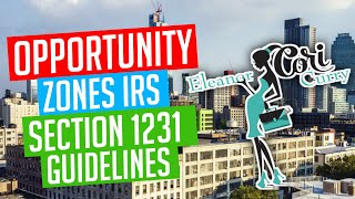 Section 1231 Capital Gains Investing of Business Property