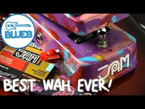 Jam Pedals - Wahcko Wah Pedal Demo