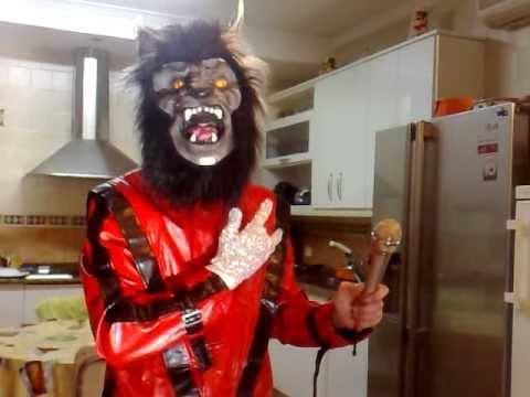 Michael Jackson Thriller Costume & Michael Jackson Thriller Costume - YouTube