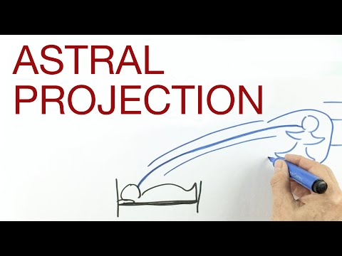 ASTRAL PROJECTION explained by Hans Wilhelm