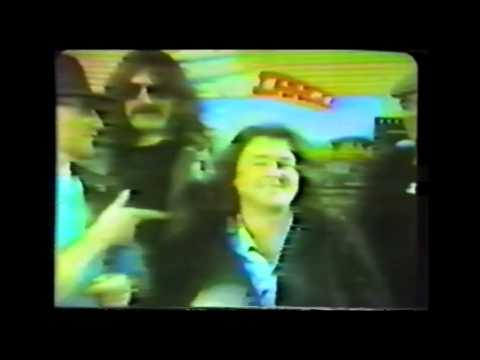 Deep Purple release Perfect Strangers to the huge USA market in early 1985 (Bootleg Clip)