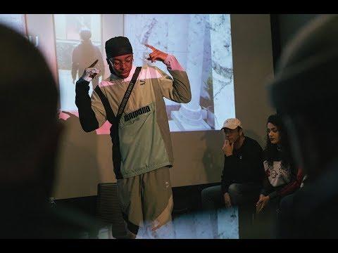 Soleciety X Puma - Bishop Nehru Interview