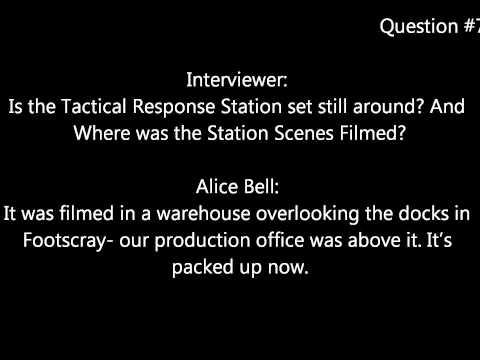 Rush Writer Alice Bell Interview # (2012)