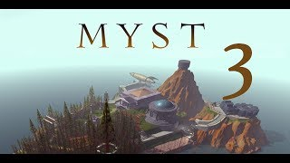 "Let's Play Myst - Wesley Plays - Episode 3 ""Take Me Out to the Ballgame"""