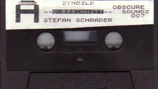 Stefan Schrader  - ATR  ( Early 1980's Minimal Experimental / Electro Music)