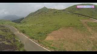 KERALA ponmudi Trivandrum Aerial Helicam Video