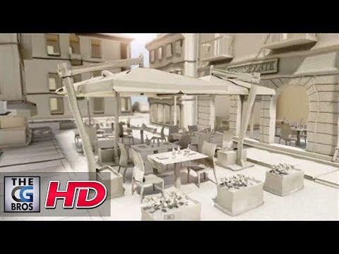 "CGI VFX Breakdowns : ""The Making of POSTE ITALIANE BFP"" - by Rumblefish VFX"