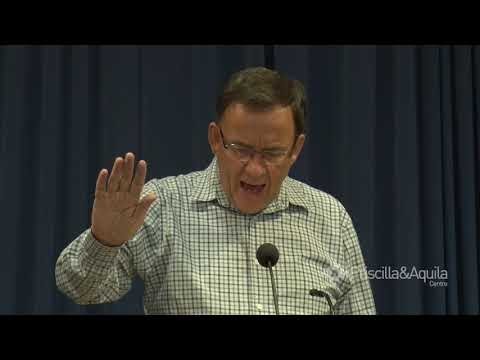 2016 P&A Conference - Abigail: A godly woman with a fool for a husband? - John Woodhouse