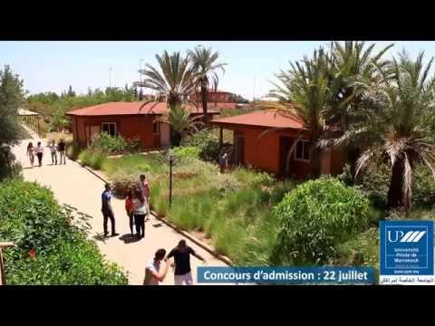 SPOT UPM 2014 - Université Privée de Marrakech