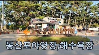 몽산포자동차야영장,몽산포해수욕장 리뷰