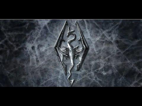 стена алудина храм небесной гавани столбы в The Elder Scrolls V:skyrim #14