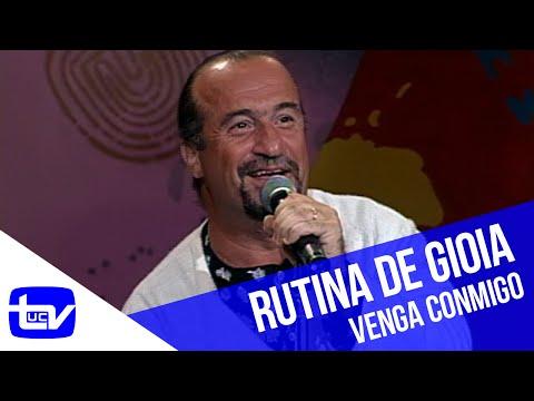 Venga Conmigo | Rutina de José Luis Gioia