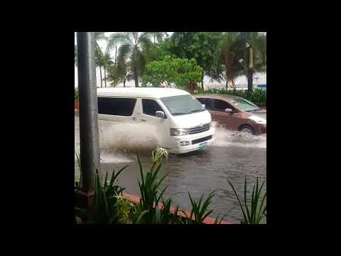 Ermita Manila 9/5/2017 Flooded Streets