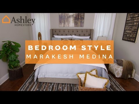 Ashley HomeStore | Bedroom Style: Marakesh Medina