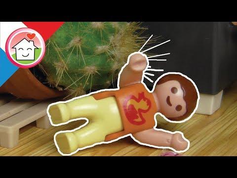 Playmobil en français Le cactus - La famille Hauser - film pour enfants