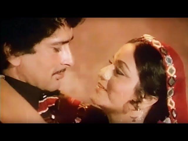 Hai Hai Mora Rangila Sajanva - Shashi Kapoor, Aruna Irani | Asha Bhosle | Ganga Aur Suraj Dance Song