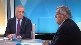 Shields and Brooks on Trump's border threats, Barr's handling of Mueller report