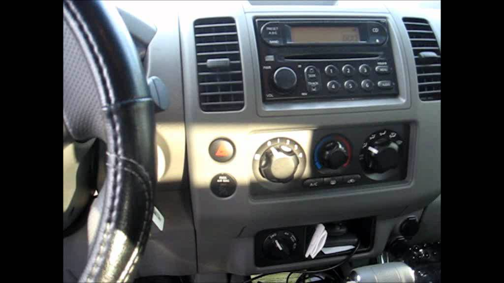 2012 Nissan Maxima >> 2006 Nissan Frontier le 4dr v6. Bad Timing Chain - YouTube