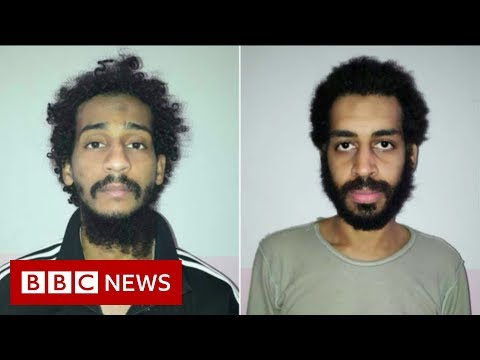 Trump: British IS fighters taken into US custody - BBC News