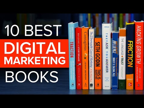 The Top 10 Best Digital Marketing Books To Read In 2021