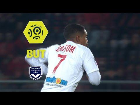 But MALCOM (36') / Dijon FCO - Girondins de Bordeaux (3-2)  / 2017-18