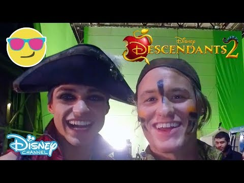 descendants-2-|-what's-my-name:-behind-the-scenes-|-disney-channel-uk