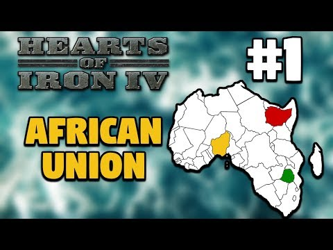 Hearts of Iron IV: Millennium Dawn | African Union Multiplay