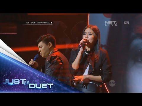 So sweet! Yeshua & Elizabeth Tan sing Sewindu  Tulus!  Grand Final  Just Duet