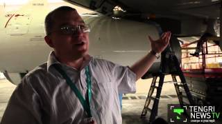 Где проходят ремонт самолеты