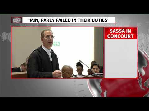 SASSA contracts under scrutiny at ConCourt- FUL